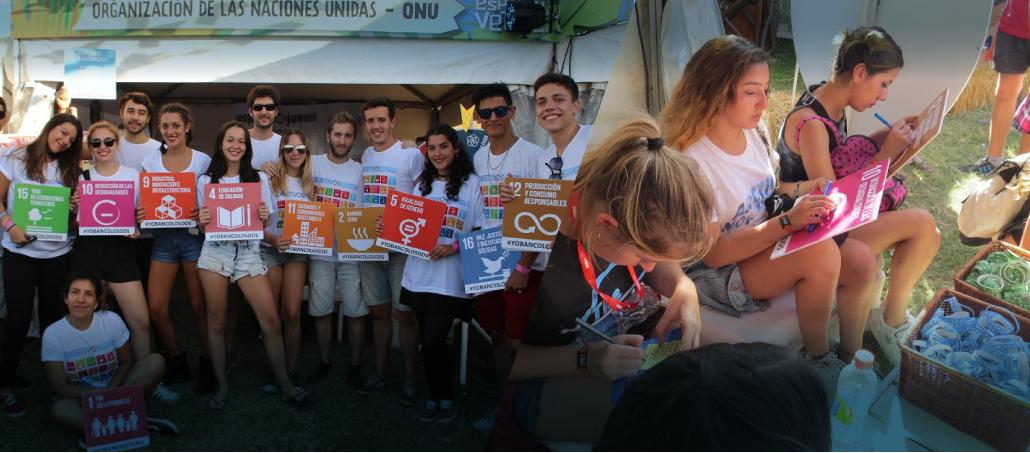 Jóvenes por los ODS