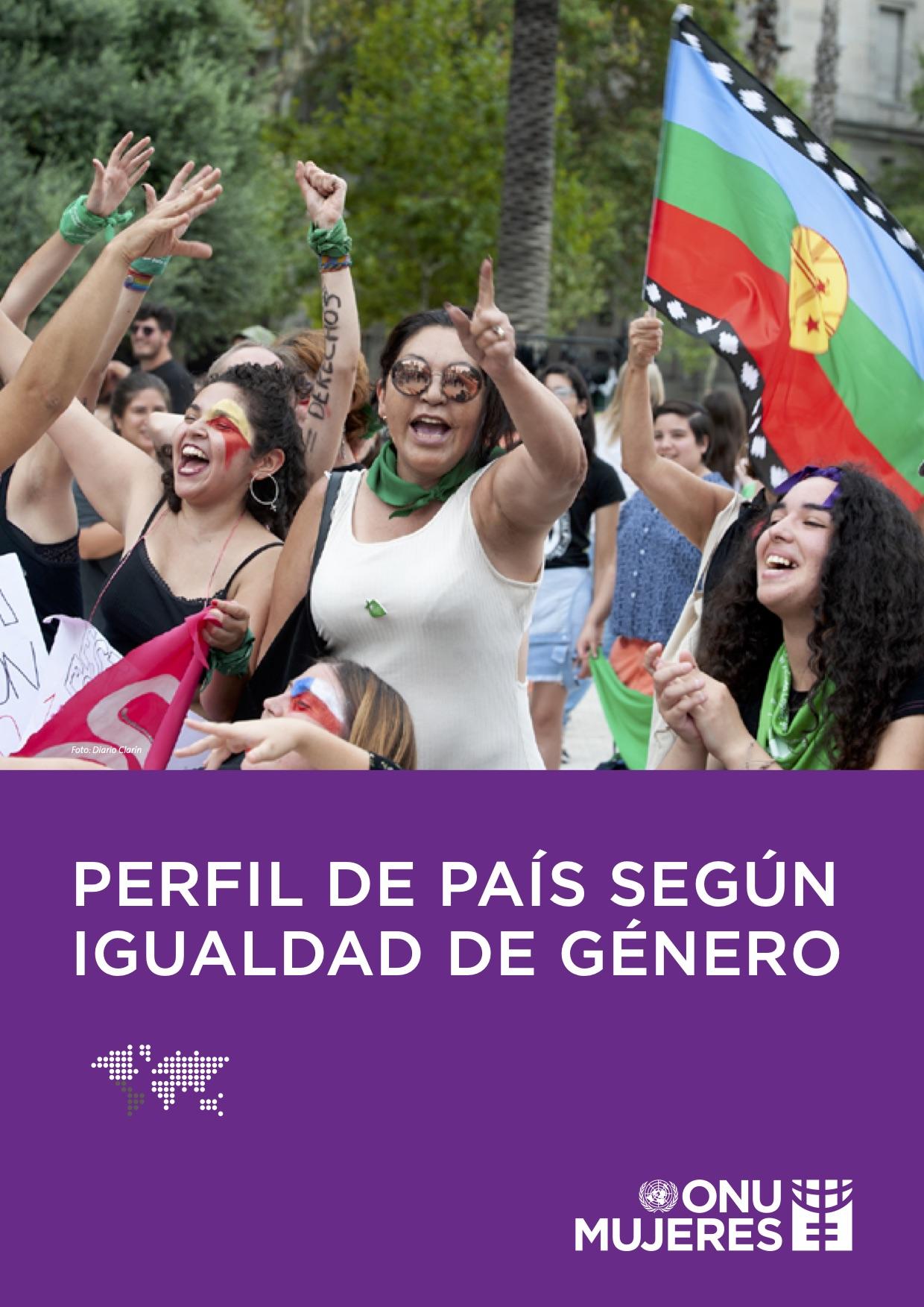 Perfil de País según Igualdad de Género Argentina