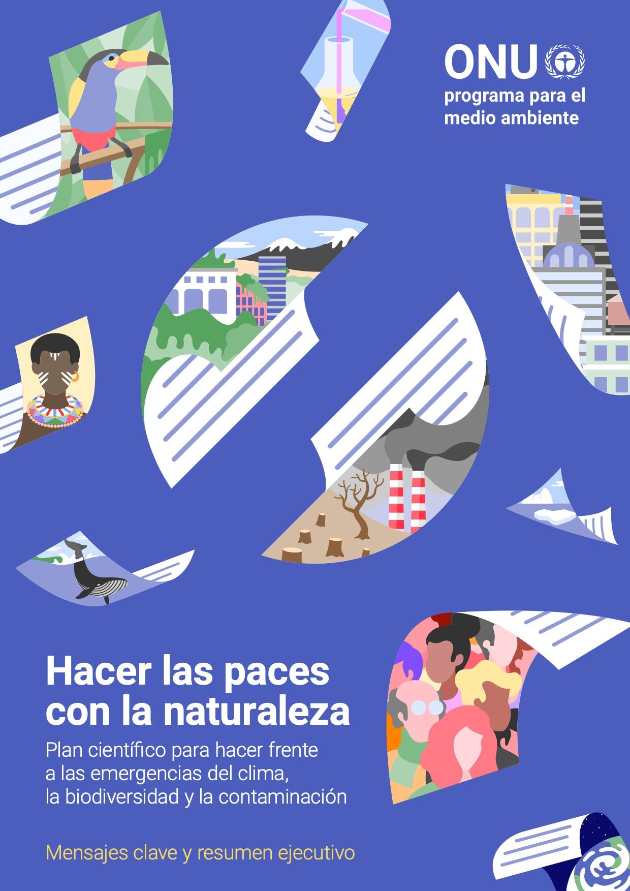 """""""Hacer las paces con la naturaleza"""""""