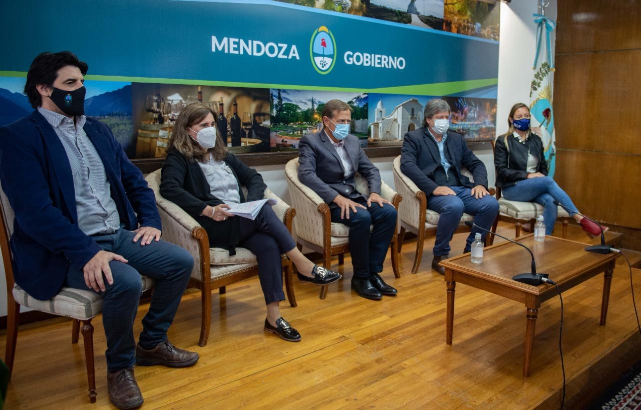 UNICEF junto a la provincia de Mendoza por los derechos de las niñas y los niños más pequeños