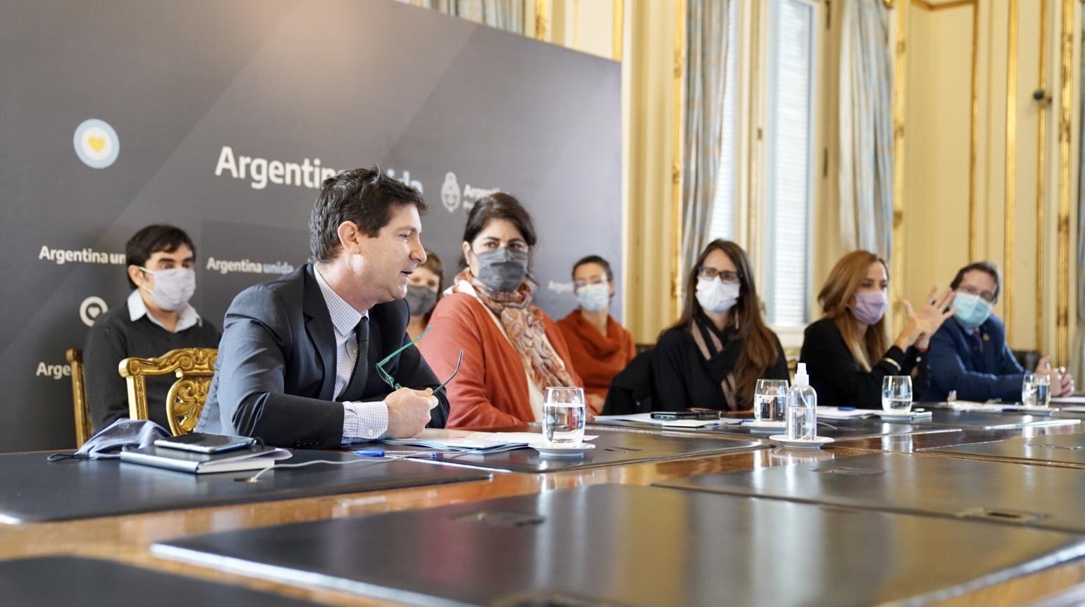Lanzan el Mapa Federal del Cuidado en la Argentina