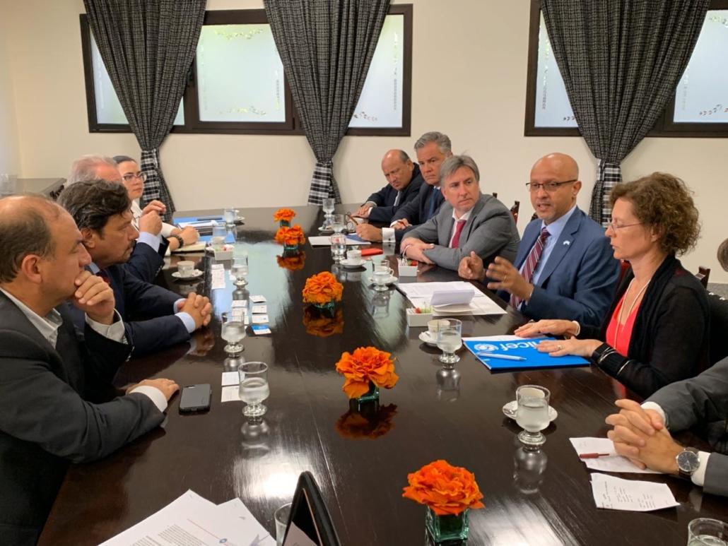 Las Naciones Unidas, la Unión Europea y Cruz Roja trabajaran conjuntamente con el gobierno de Salta para dar respuesta a la situación de las comunidades wichi